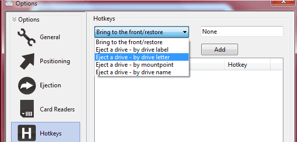 Cara Menggunakan Tombol Keyboard Untuk Meng-Eject Flashdisk