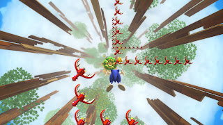 sonic lost world screen 6 E3 2013   Sonic Lost World (3DS/Wii U)   Concept Art & Screenshots