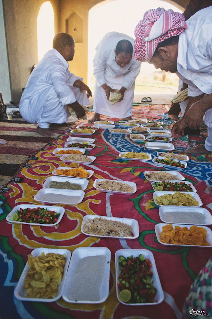 Siwa Oasis Food Glorious Food - Abou Mardan - By Yasmen Refaat El-Shaa'rawy