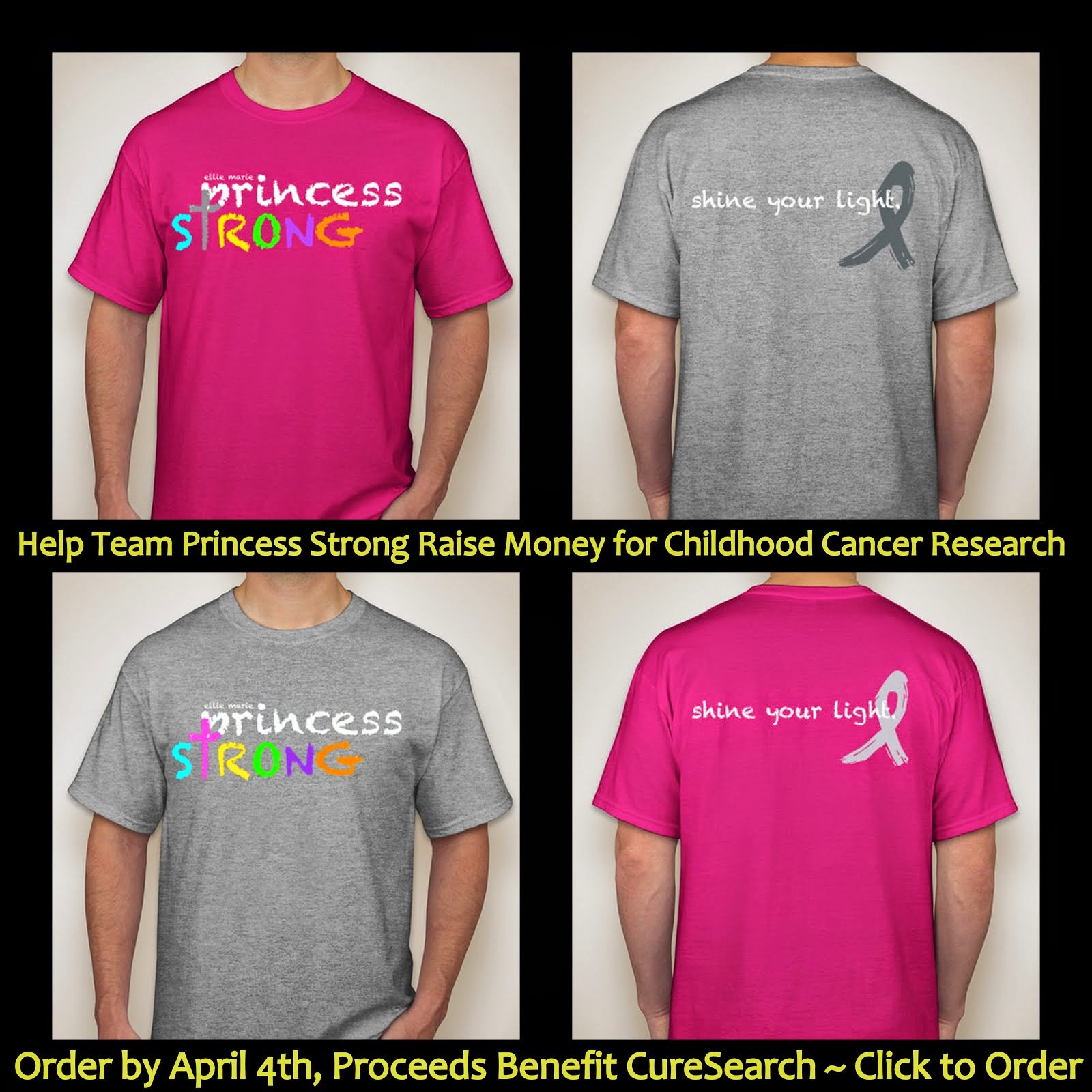 Raising Awareness for Childhood Cancer