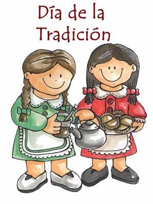 Ropa para el dia de la tradicion