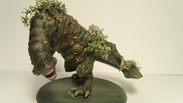 Models Done: Howler and Abomination