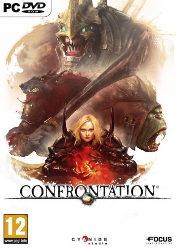 Confrontation (RELOADED) PC Full