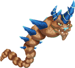 imagen de electrex de monster legends
