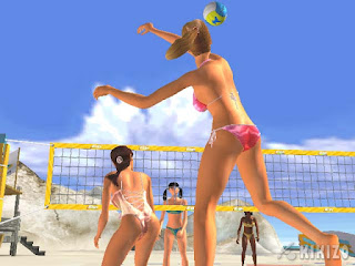 Volleyball Butt Shots 18