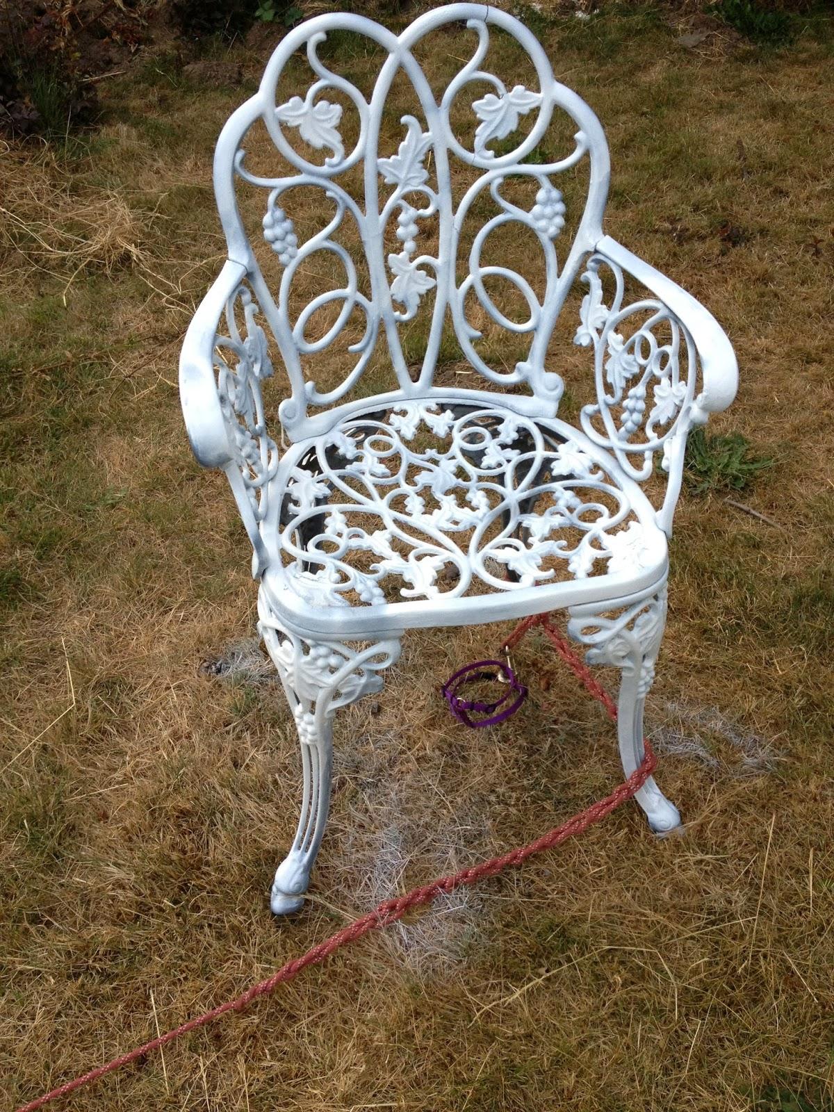 Succulent Bliss A Succulent Chair