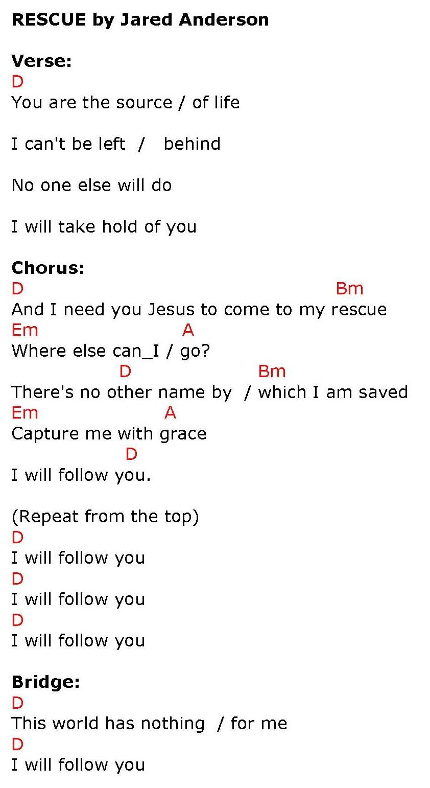 At your name tim hughes lyrics