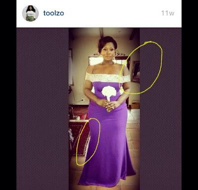 Shocker! How Soon To-Be-Bride Tolu 'Toolz' Oniru Has Been Faking Her Curves (Photos)