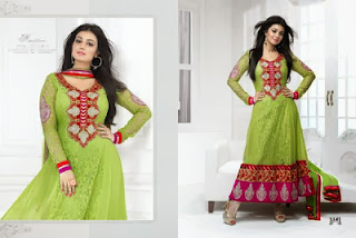 Aashri Creations Party Wear Collection 2013 For Women 003