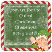 New Christmas Challenge: Christmas with the Cuties