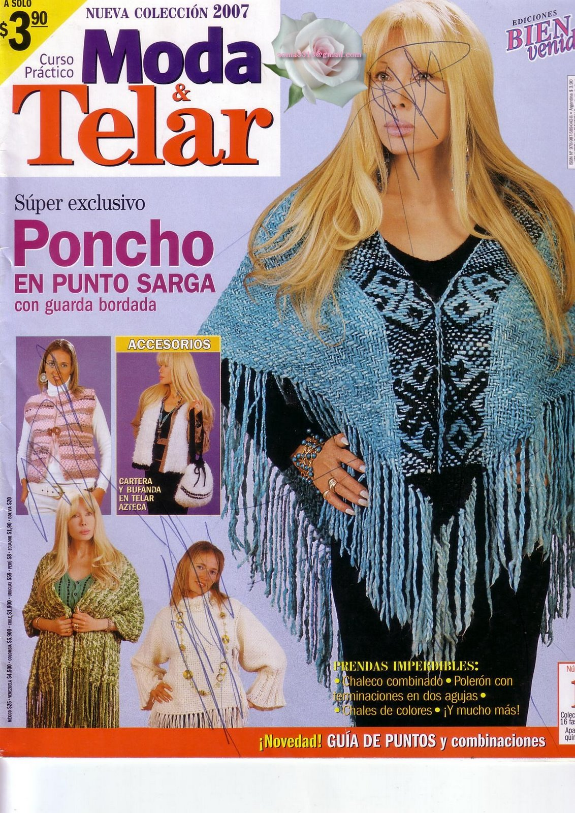 Revista: Aprendé a tejer con Telar!   Revistas: Tejidos y Manualidades