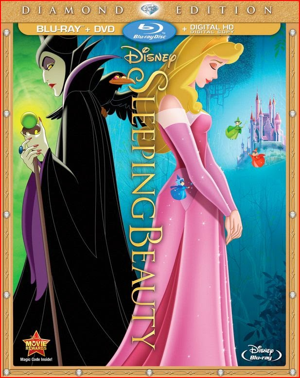 Sleeping Beauty: Diamond Edition animatedfilmreviews.filminspector.com