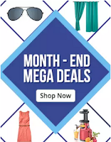 Paytm : End of Month Mega Offer