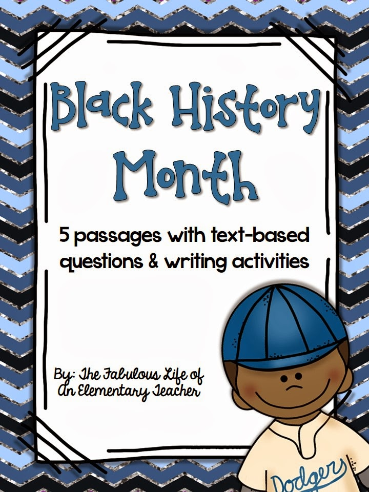 http://www.teacherspayteachers.com/Product/Black-History-Month-Passages-Questions-CCSS-Aligned-Grades-2-4-1081055