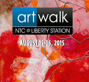 ArtWalk NTC @ Liberty Station Celebrates 10 Years This August 15-16
