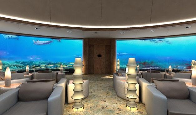 Poseidon undersea resort fiji eleroticariodenadie for Hoteles mas lujosos del mundo bajo el mar