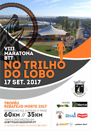 "8ª MARATONA BTT ""No Trilho do Lobo"""