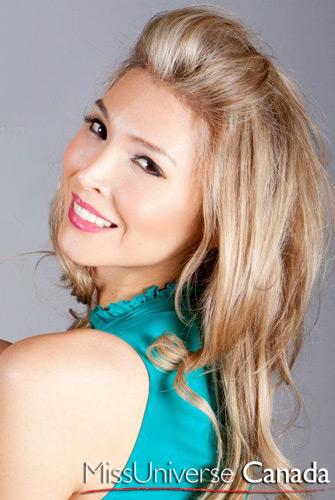 Jenna Talackova Official Candidates Miss Universe Canada 2012