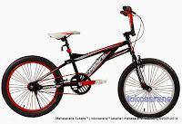 Sepeda BMX Pacific Clarion 300 20 Inci