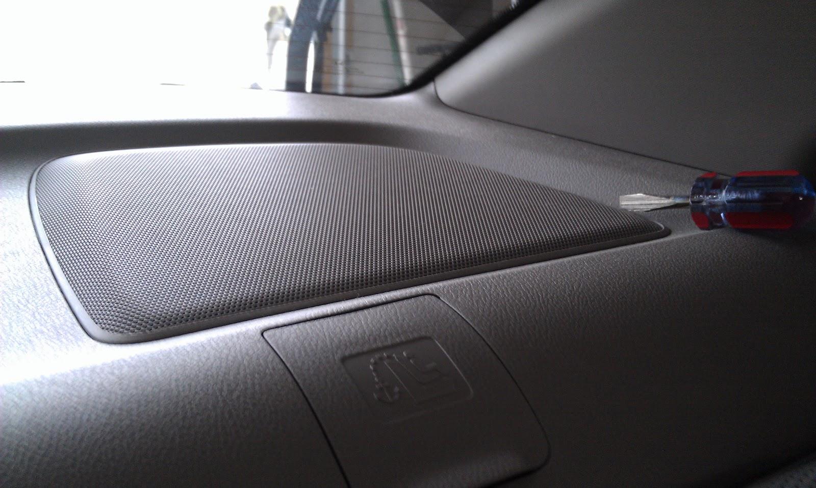 Adam Millers Blog How To Replace Rear Speakers In A Honda Accord 2013 Civic Ex Speaker Wiring Diagram