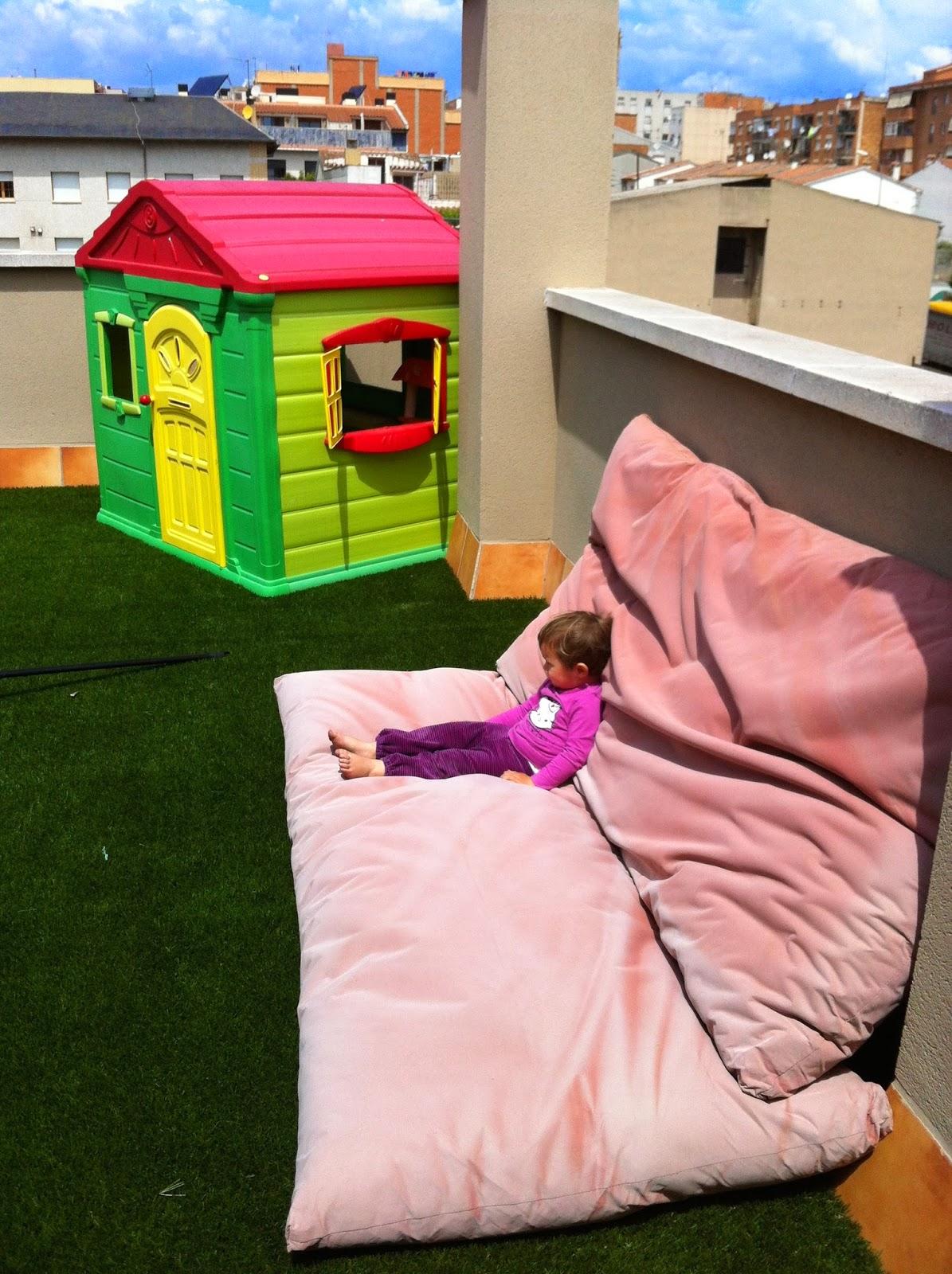 espacio para disfrute de las pequeñas de la casa