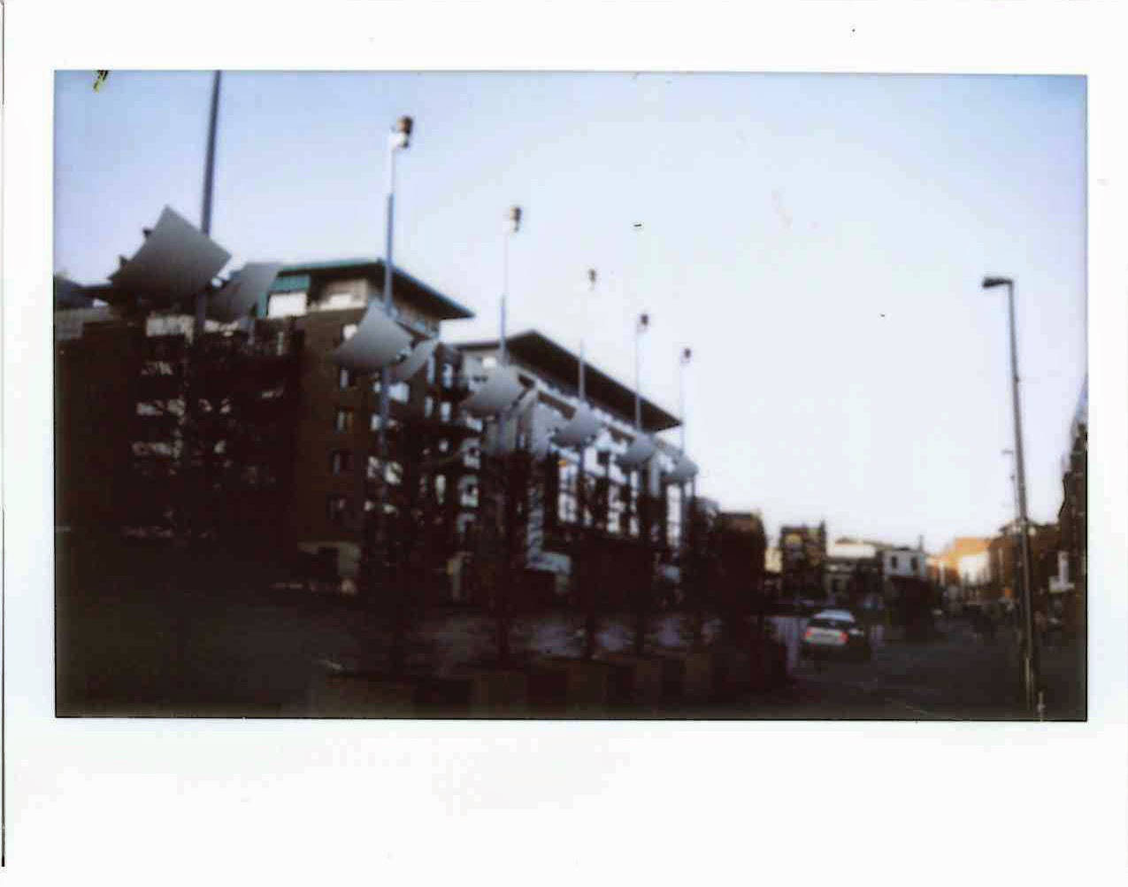 Polaroid of Smithfield
