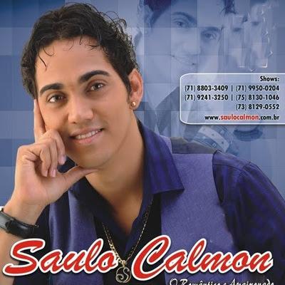 LANÇAMENTO 2013 SAULO CALMON