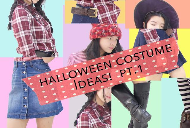 Halloween Costume Ideas! pt.1