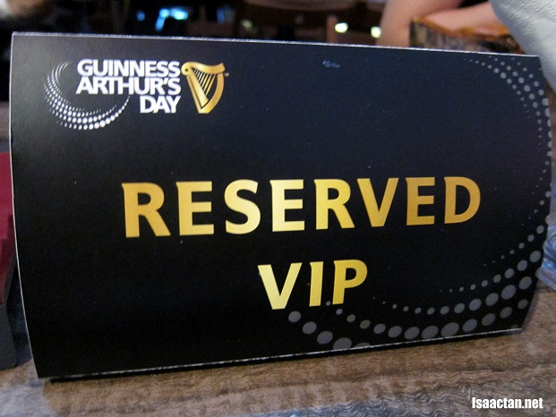 Guinness Arthur's Day Media Launch
