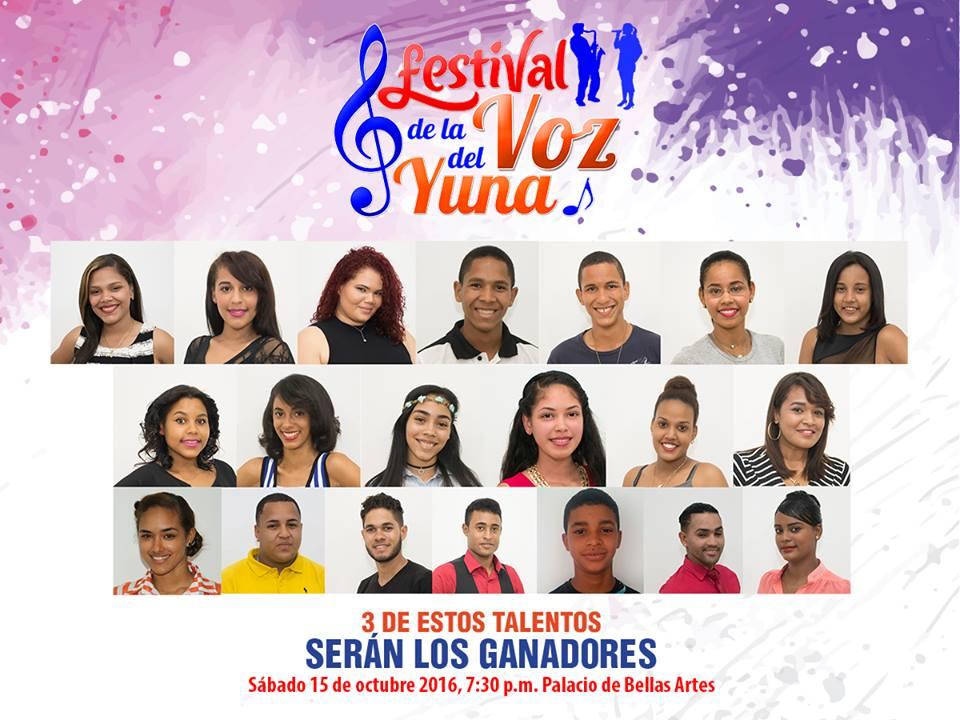 Festival Voz del Yuna