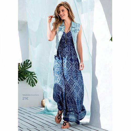 colección ropa primavera verano Carrefour Tex con las mejores bloggers de moda