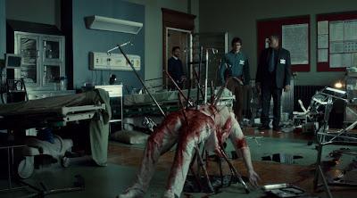 Hannibal y 5 de sus obras de arte.