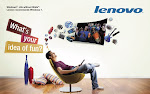 Lenovo Asia Pacific Slogan