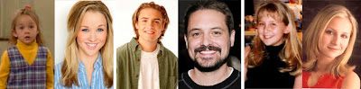 Actores de Boy meets world: Morgan y Eric