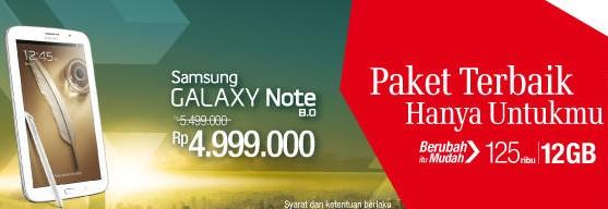 Harga Note 8 di Indonesia