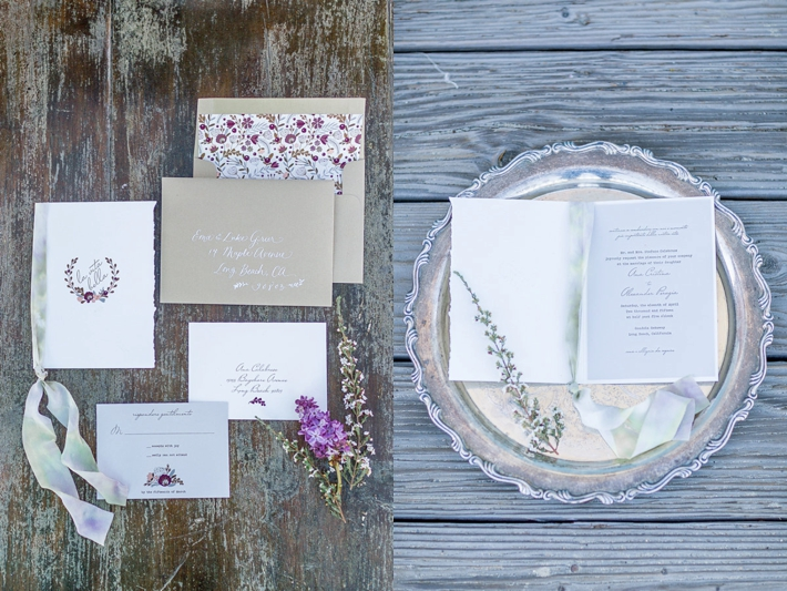 Italian-Inspired Wedding Inspiration from Natalie Schutt Photography