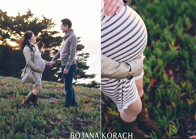 san francisco maternity photography by bojana korach