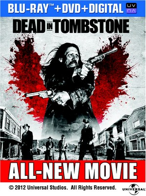 Wanafoto Dead In Tombstone With Danny Trejo Anthony Michael Hall Dina Meyer And Mickey Rourke