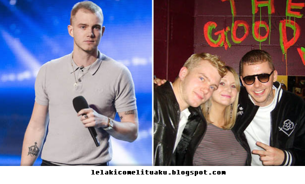 Britain's Got Talent 2014 Ed Drewett