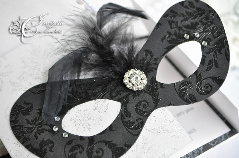 This Is A New Design From My Masquerade Series And Probably Favorite To Date I Designed It For Bachelorette Hen Party Now Available On