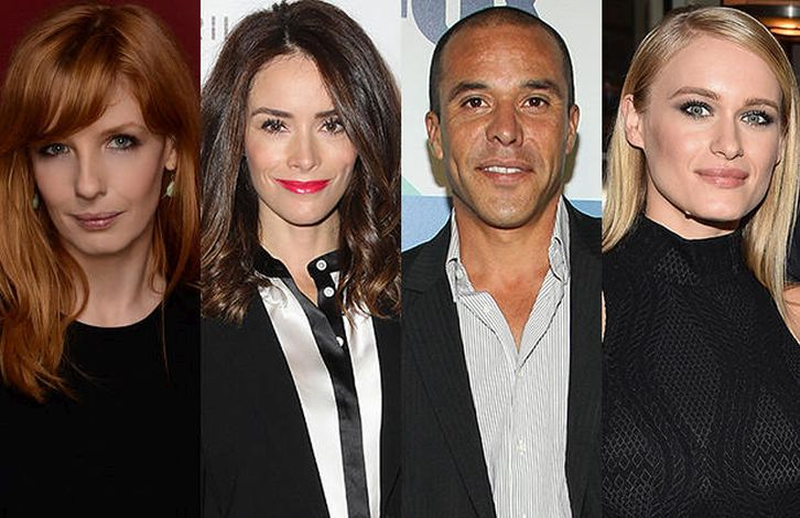 True Detective - Season 2 - Kelly Reilly, Abigail Spencer, Michael Irby and Leven Rambin get recurring roles
