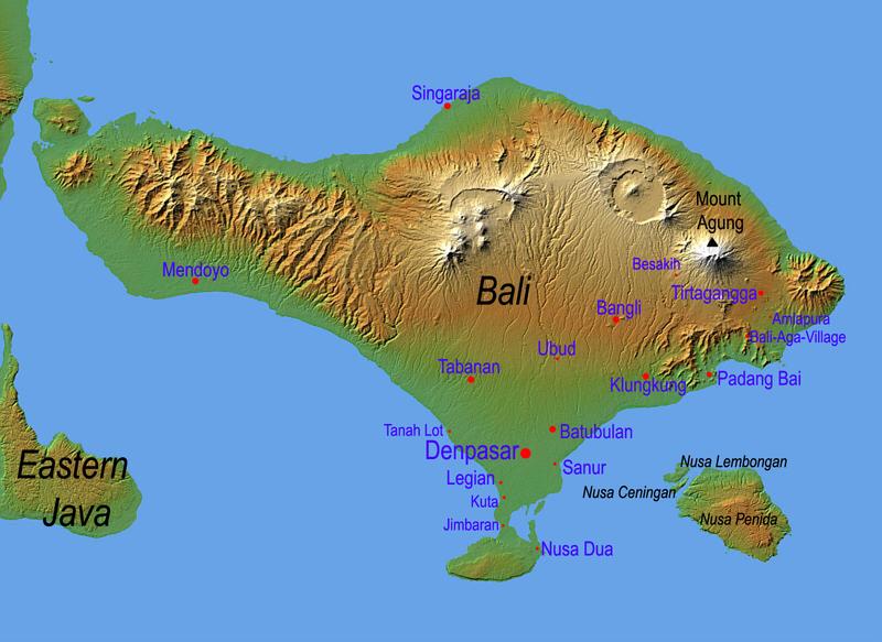 Perjalanan Wisata Bali