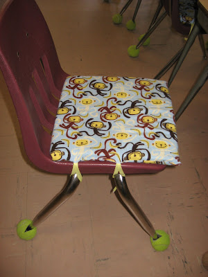 School Chair Seat Cushion