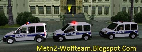 gta san andreas ford transit polis araba yaması İndir - online