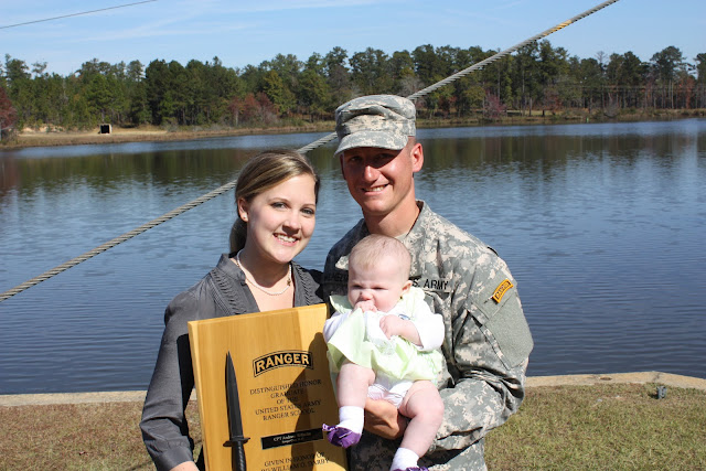 Ranger School Grauation