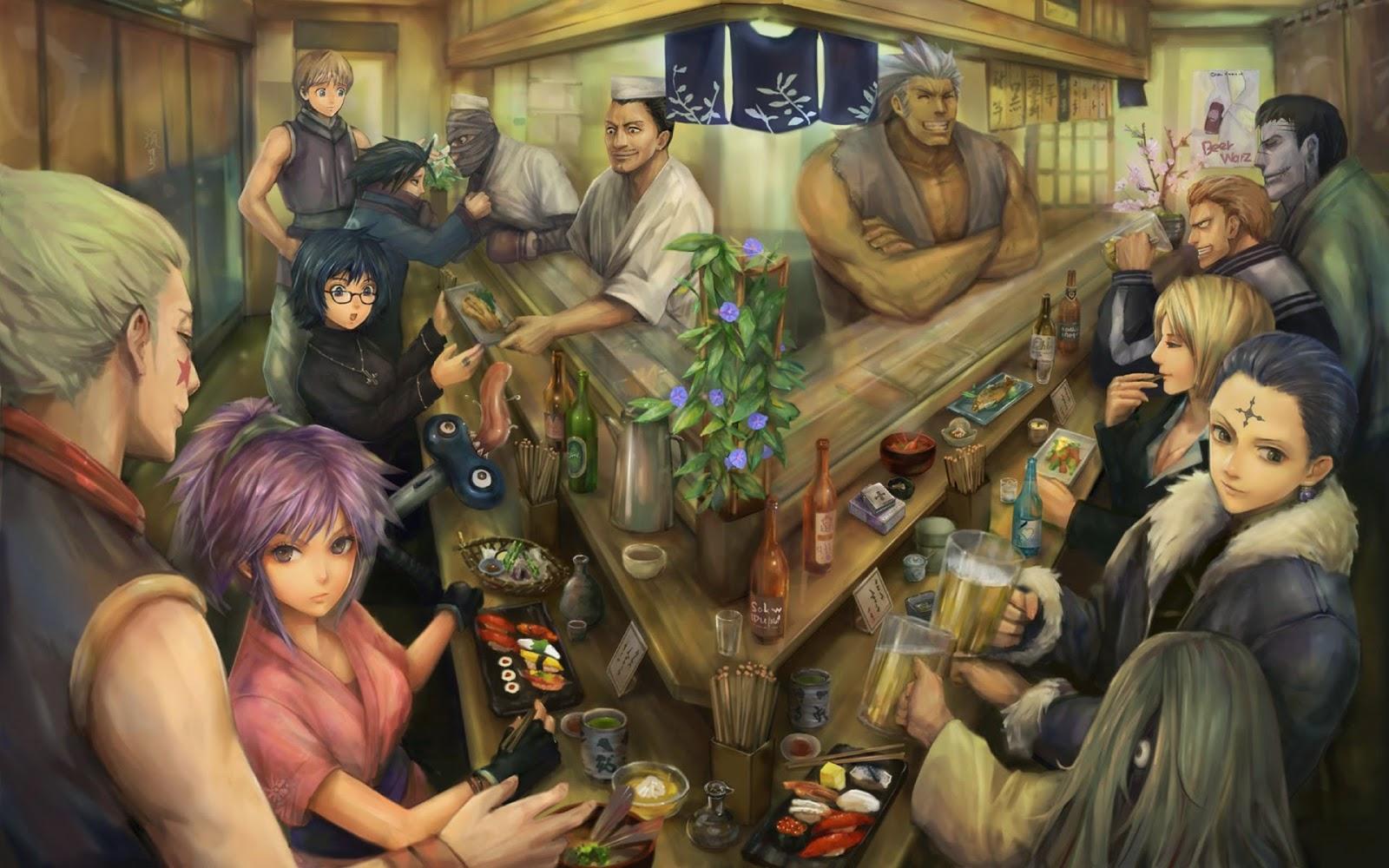 Hunter X Hunter Wallpaper HD Otaku | Otaku brings us together