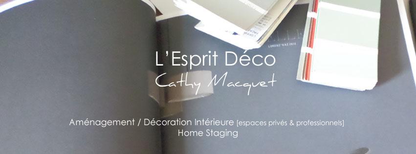 l'Esprit  Déco - Cathy Macquet
