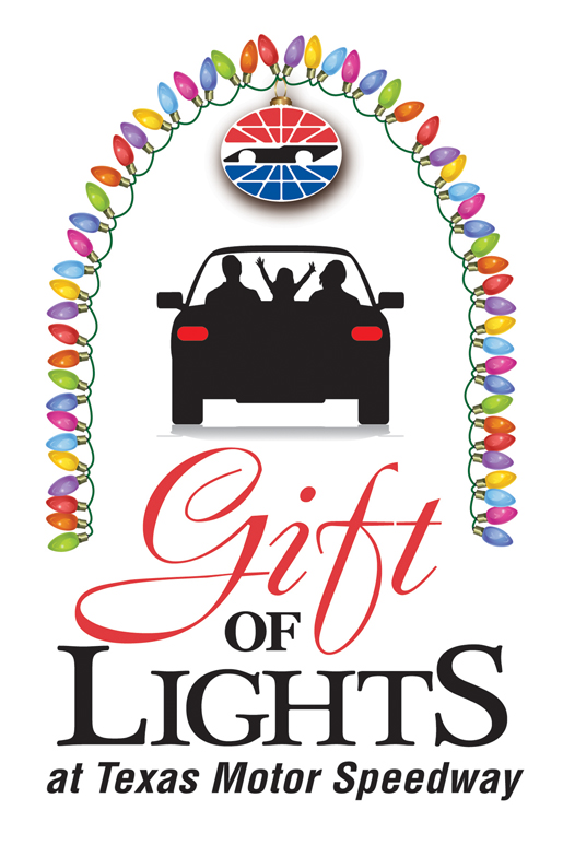 Crafty texas girls holiday fun for New hampshire motor speedway christmas lights