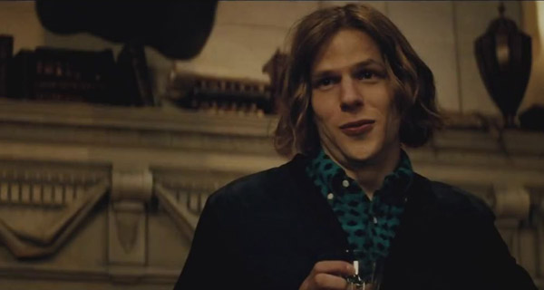 "Lex Luthor en ""Batman V Superman: Dawn of Justice"""