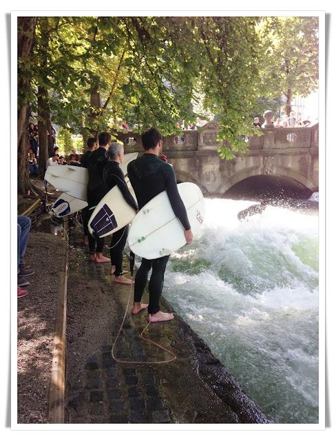 mit Strich und Faden | Surfer in München